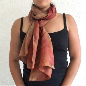 FREE with purchase! 100% Silk Scarf